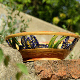 ceramic-large-bowl-with-irises-bolgarovaceramics