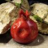 handmade-ceramic-pomegranate-red-color