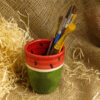 watermelon-ceramics-pottery-cup-holder-medium-bolgarovaceramics